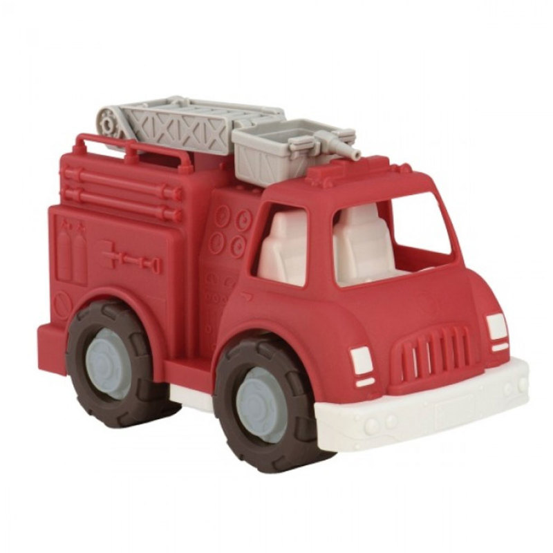 B.Wonder Wheels Fire truck Πυροσβεστικο